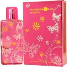 <b>Mandarina Duck Cute Pink</b> #perfume #fragrancenet #thinkpink ...