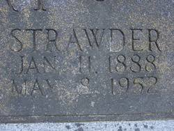 Strawder Ivan Sharp (1888-1952) - Find A Grave Memorial