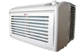 btu window air conditioner lg