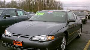 2005 Chevrolet Monte Carlo Supercharged SS Coupe for sale Grey for ...