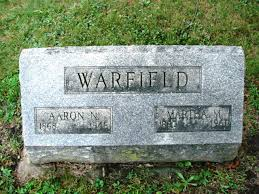 Aaron Nathaniel Warfield (1868-1946) - Find A Grave Memorial