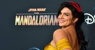 Gina Carano Fired From 'The Mandalorian' After Instagram Post About Nazi  Germany