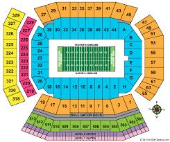 Stadium Seating Chart Ben Hill Griffin Stadium Seating Chart Ben Hill Griffin