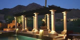 patio cover lighting ideas. Pergola Columns Lighting And Patio Cover JSL Landscape LLC Sedona AZ Ideas L