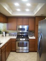 Attractive The Trims Of Kitchen Recessed Lighting To Fit Kitchen Décor |  Desantislandscaping.Com