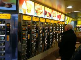 Vending Machine Worker Impressive The FastFood Restaurants That Require Few Human Workers All Tech