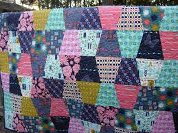 Cotton and Steel Quilted Throw Tumbler Lap Quilt Quilts made from ... & Cotton and Steel Quilted Throw Tumbler Lap Quilt Quilts made from Cotton  and Steel fabrics Thimble Lap Quilt Adamdwight.com