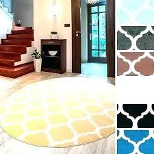round jute rug on wall round rug 7 feet 7 round area rug 7 foot round