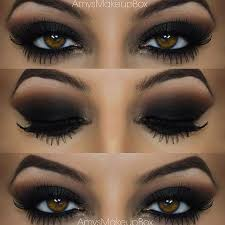 in this post you will learn how to do a smokey eye for blue eyes brown eyes and brown eyes enjoy