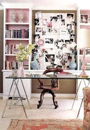 chic office ideas. Simple Office Boho Chic Home Office Refined Themed Designs Ideas E  Design Photo   For Chic Office Ideas Y