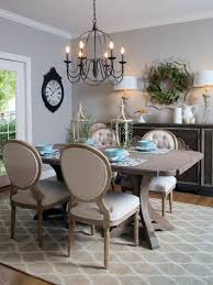 check out this french country style dining room from s fixer