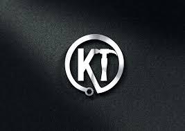 Kt Design Serious Modern Industry Logo Design For K T By Revecca