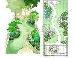 Small Picture Excellent Garden Design Plans Pictures 23 For Your New Trends With