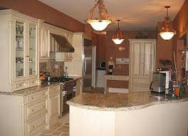 best antique white paint colors for kitchen cabinets