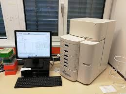 Instrumentation | <b>Max</b> Planck Institute for Molecular Genetics