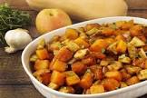 baked squash and apple casserole