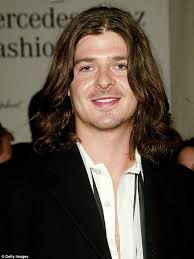 robin thicke 1990s.  Thicke Pinup Robin Thicke  As He Was In 2003 When Attended And 1990s