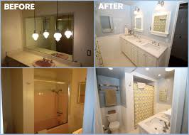 bathroom remodel ideas before and after. San Diego Bathroom Remodel Before After And Diy Ideas E
