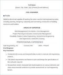 Fresher Resume Format For Engineers Sample Resume For Computer