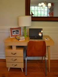 stylish office desks. Retro Midcentury Modern Desk / Vanity. DeskMidcentury ModernStylish OfficeEclectic Stylish Office Desks U
