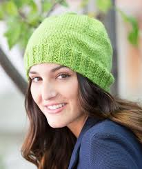 Easy Knit Hat Pattern Free Beauteous 48 Free Easy Hat Knitting Patterns For Winter ⋆ Knitting Bee