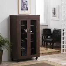 Floor Storage Cabinets Hokku Designs Darius Storage Cabinet Reviews Wayfair