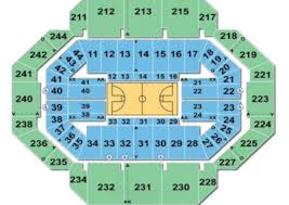 Rupp Arena Seating Chart Section 231 51 Detailed Rupp Arena Seat Numbers