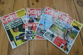 a cycling weekly subscription can provide a rider with news fitness and advice as well as insightful features and interviews every single week