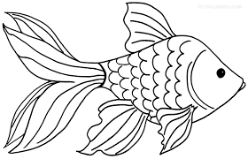 Small Picture Fancy Goldfish Coloring Page 91 In Free Colouring Pages with