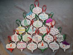 Decorating Tiles Crafts Christmas Ornaments Ceramic tiles from Lowe's Sharpie markers 19