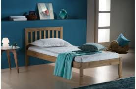 Birlea Porto 3ft Single Pine Wooden Bed Frame