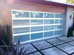 glass garage doors costco glass garage doors used glass garage doors for glass garage door