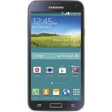 Straight Talk Samsung Galaxy S5 16GB Prepaid Smartphone Gray