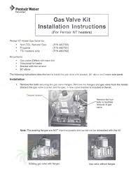 pentair natural gas valve kit minimax nt tsi heater 460762 free shipping Spa Configuration Diagram Spa Heater Gas Valve Wiring Diagram #15