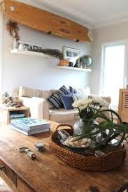 Beach House Decor, Styling A Coffee Table