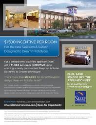Incentive Flyer Sleep Inn Incentive Flyer 2014 By Choice Hotels International Issuu