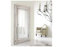 silver floor mirror. Hooker Furniture Melange Champagne Antique Silver And Gold 48\u0027\u0027W X 82\u0027\u0027 Floor Mirror