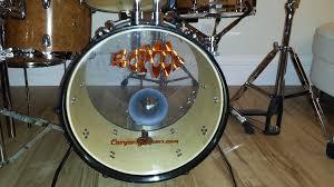 six piece diy mini drum kit compactdrums