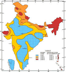 The seismic zone iii and zone iv fall under moderate and strong earthquake categories under earthquake prone zones in india. Earthquake Zones Of India Wikipedia