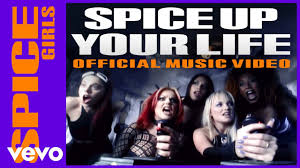 <b>Spice Girls</b> - Spice Up Your Life