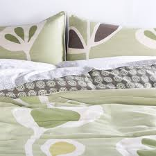 perry ellis asian lilly 3 piece mini duvet cover set sweetgalas