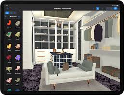 augmented reality interior design app