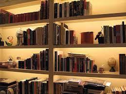 bookshelf lighting. Lighting For Bookshelves Bookshelf Sita Dance