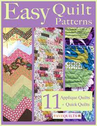 Easy Quilt Patterns: 11 Applique Quilt Patterns + Quick Quilts ... & Easy Quilt Patterns: 11 Applique Quilt Patterns + Quick Quilts Adamdwight.com