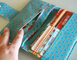 Free Wallet Patterns Awesome My New Wallet Sewing Purses Bags DIY Pinterest Wallet