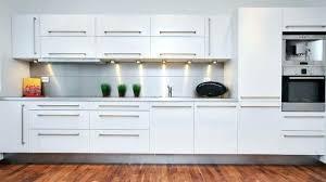 White Modern Kitchen White Modern Kitchen Cabinets And Decor Inside