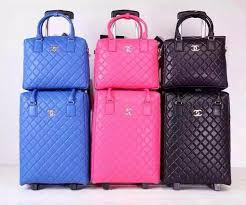 chanel luggage. chanel luggage sheepskin leather a80922
