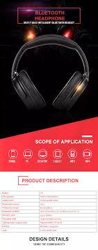 Sản Phẩm Bán Chạy Nhất Gaming Player Tai Nghe Bluetooth Tai Nghe Không Dây  Cho Pc - Buy Tai Nghe Không Dây,Tai Nghe Bluetooth Không Dây,Tai Nghe Chơi  Game Pc Product on
