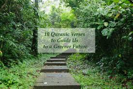 The Eco Muslim 10 Quran Verses On The Environment And Do Able