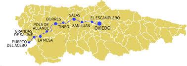 Resultado de imagen de camino primitivo asturiano